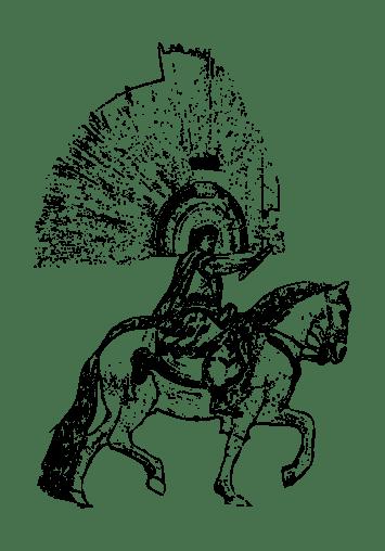 Moctezuma a caballito